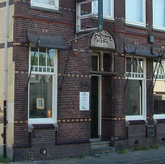 Voormalig woonhuis, Prinshendrikstraat 168