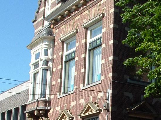 Huis met de stoep, juliananstraat 67