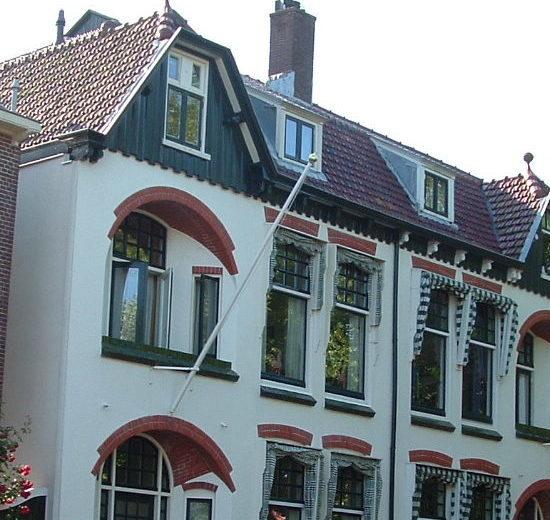 dubbel woonhuis wilhelminalaan