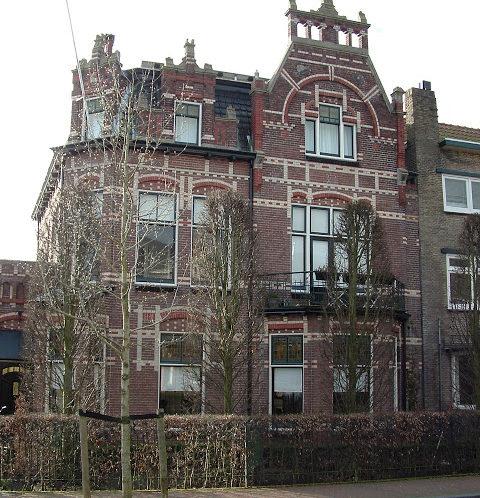 villa's stationsstraat